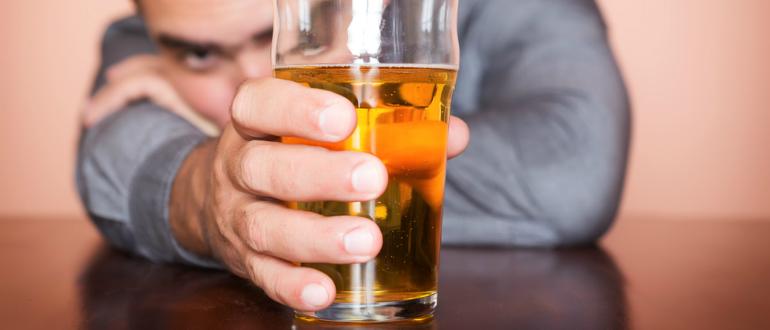 инсульт и алкоголь