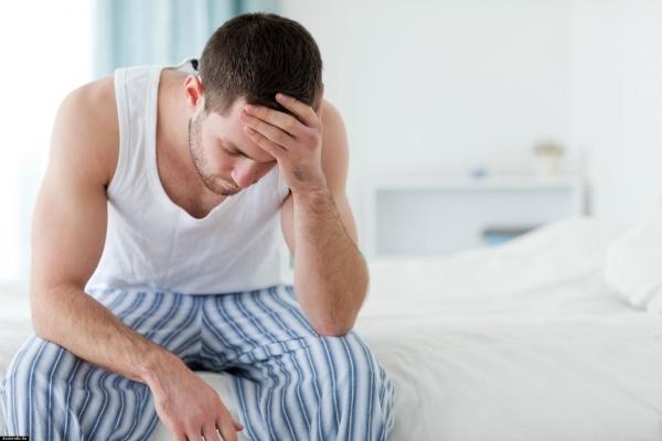 Плохое самочувствие при эпидидимите