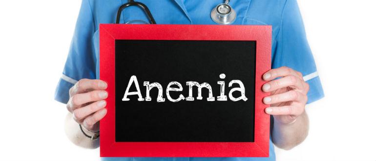 анемия и смерть после инсульта