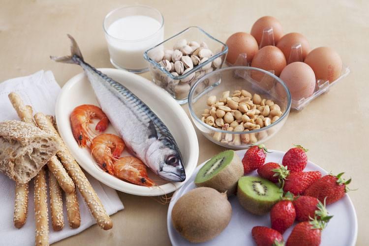 Правила питания при токсико-аллергическом дерматите