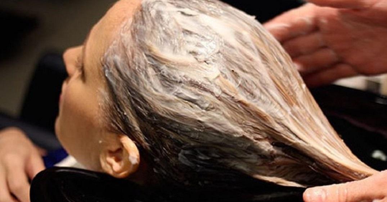 Дрожжевая маска для волос с маслом чайного дерева