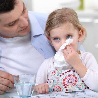 Причины гайморита у ребенка