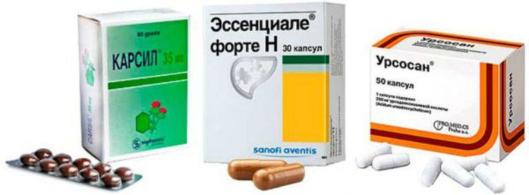 Лекарства для печени, профилактика, список