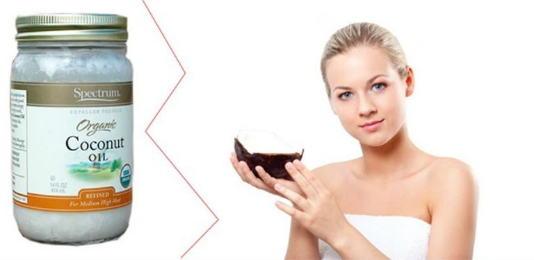Маска для лица с кокосовым маслом в домашних условиях, рецепты
