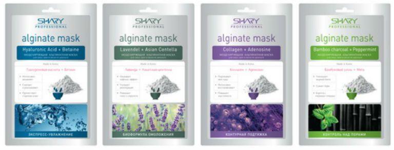 Альгинатная маска для лица, что это такое и как действует