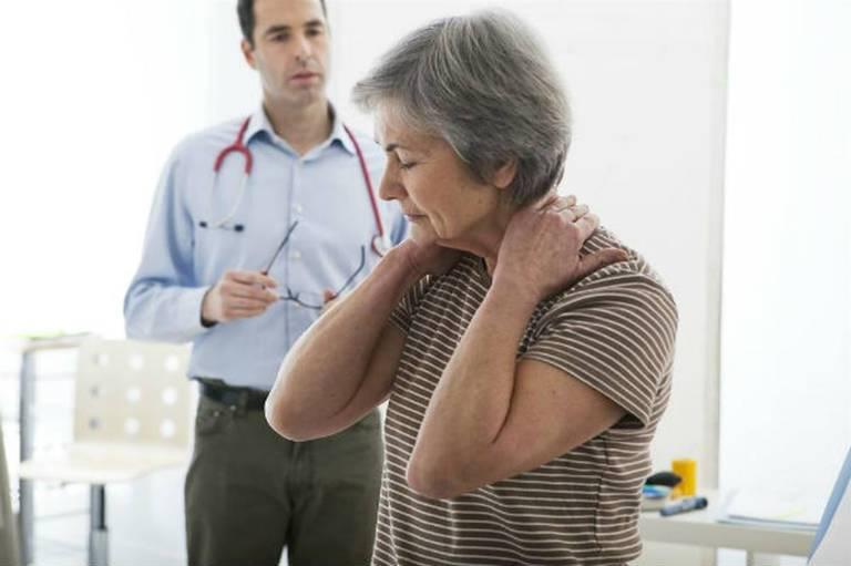 Головокружение при остеохондрозе шейного отдела позвоночника, лечение