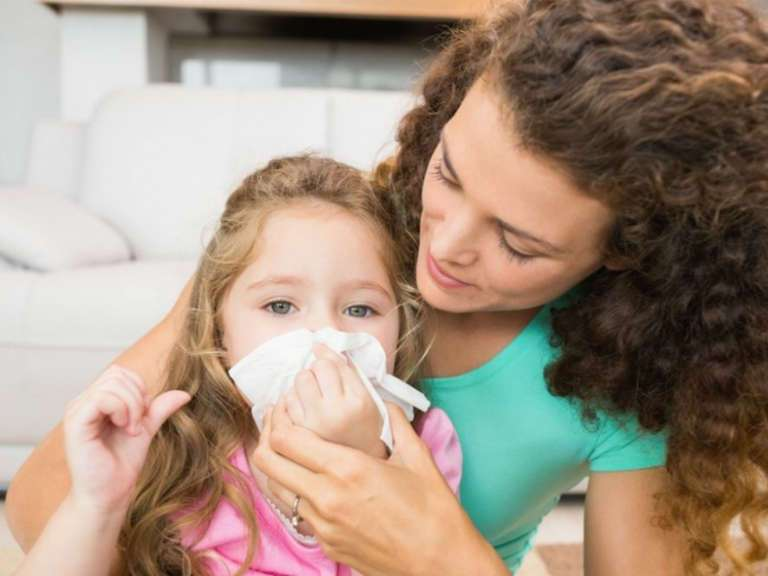 Лучшее средство от кашля для детей