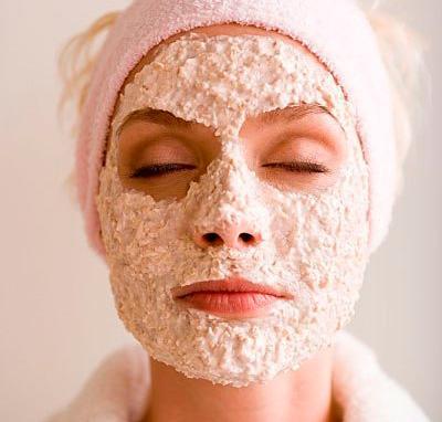 творожная маска для увлажнения кожи