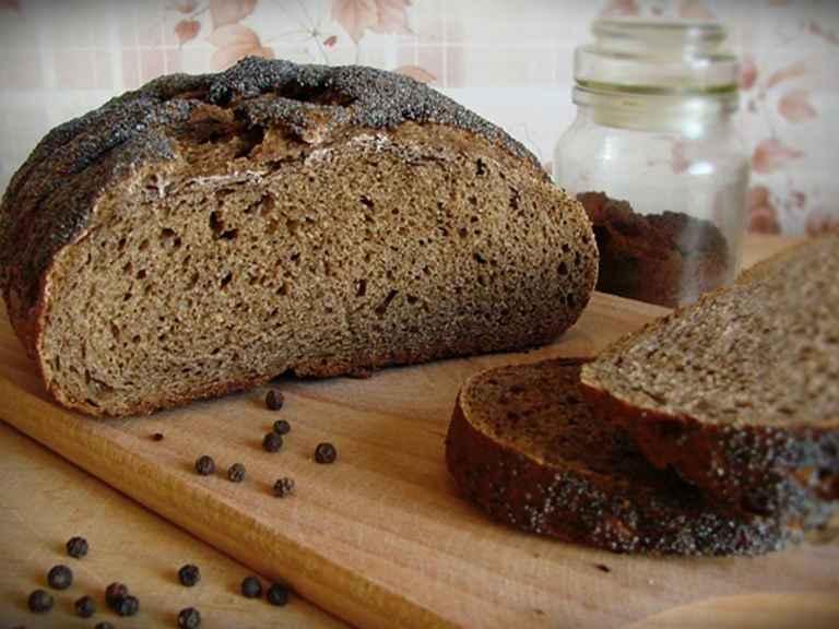 Маски для волос из хлеба черного или ржаного