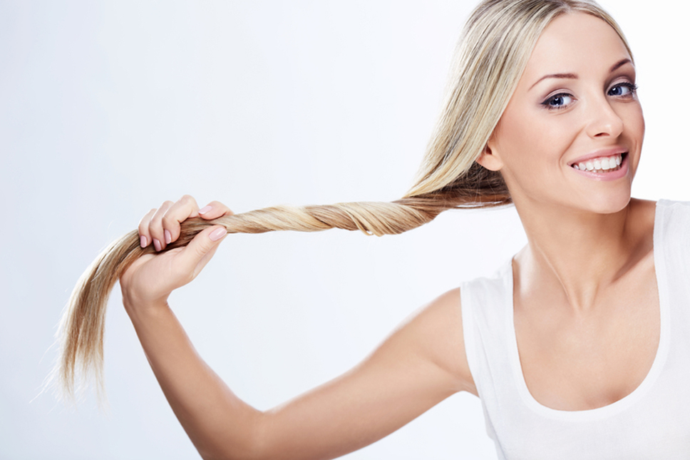 Укрепляющая маска для волос