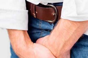 постоянное жжение в уретре у мужчин