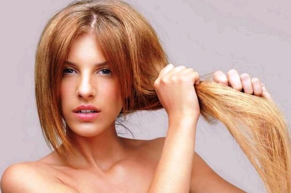 Маски для сухих волос с использованием масла апельсина