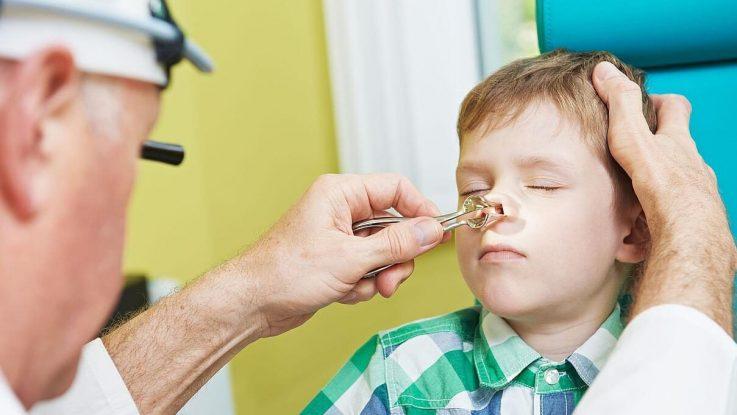 Особенности и главные признаки гайморита у детей 5 лет, в совокупности с лечебной тактикой