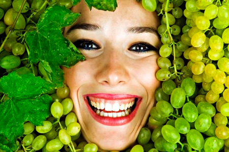 Виноградный лосьон