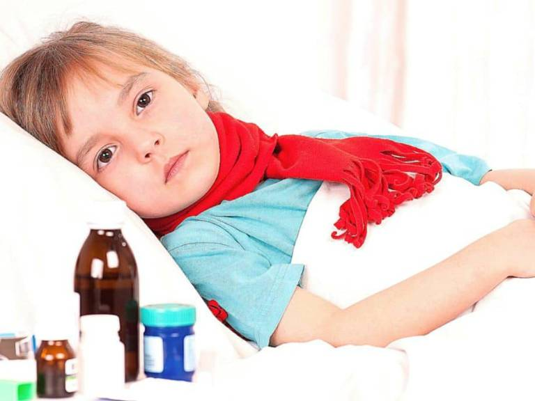 Лечение бронхита в домашних условиях у детей