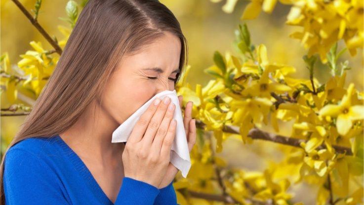 Гайморит аллергический.