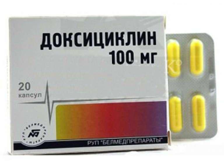 Антибиотики при гайморите у детей, названия