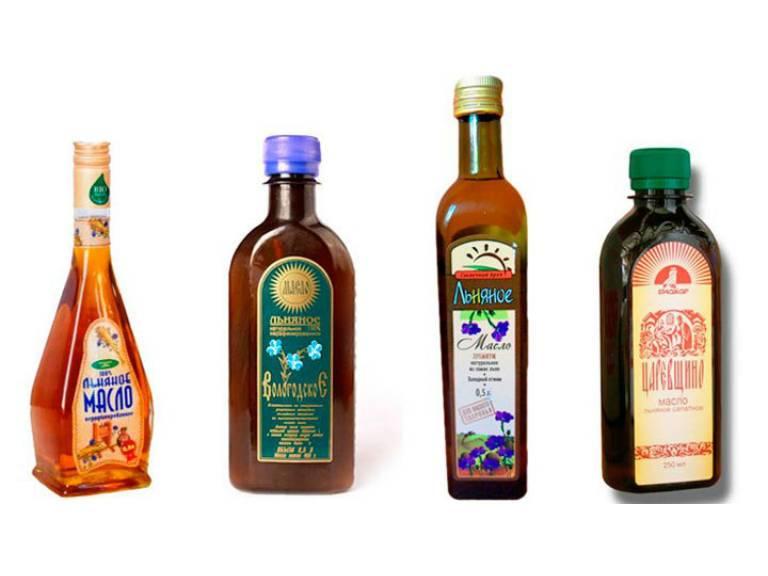 Льняное масло, применение, польза и вред
