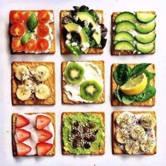 Перекусы и правильное питание