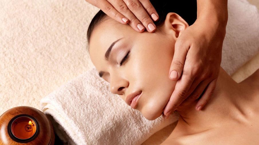 Ручной и аппаратный лимфодренажный массаж лица