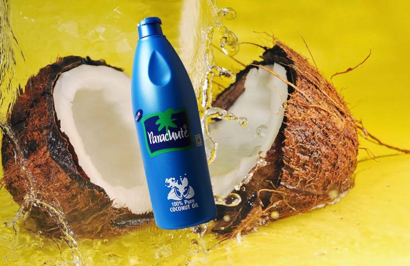 Полезные свойства кокосового масла Parachute