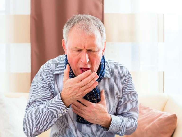 Боль в груди при кашле, что это может быть