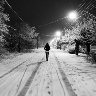 Особенности прогулок в холодное время
