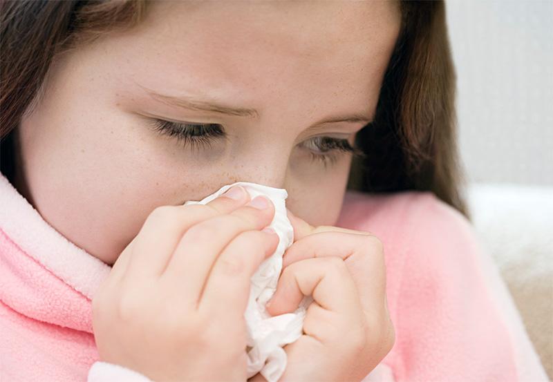 Как лечится отекКвинке у детей?