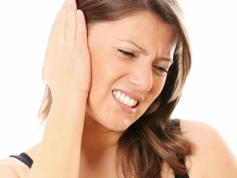 Шум в ушах при остеохондрозе шейного отдела, лечение