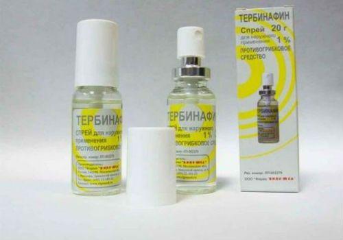 Тербинафин от грибка ногтей, отзывы, цена