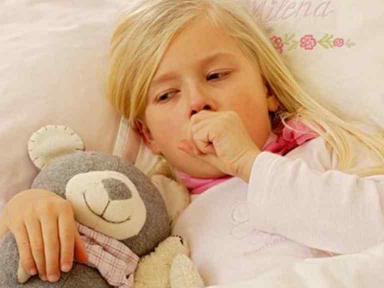 Сухой кашель у ребенка без температуры, чем лечить дома