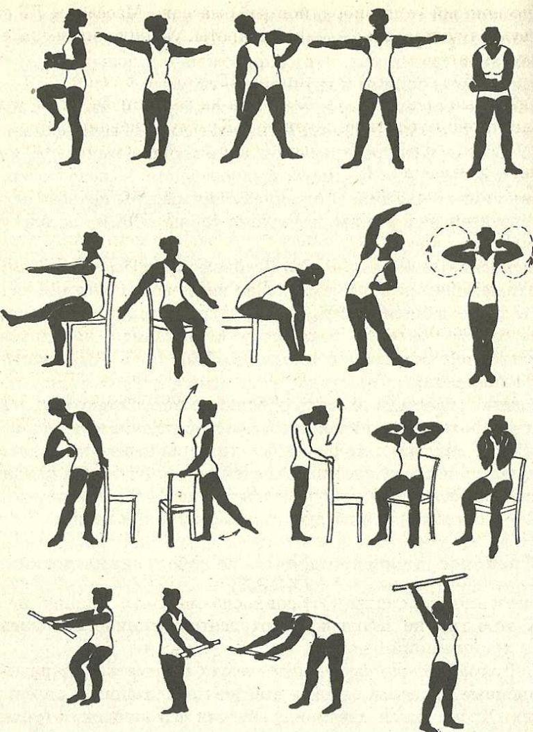 Дыхательная гимнастика при бронхите