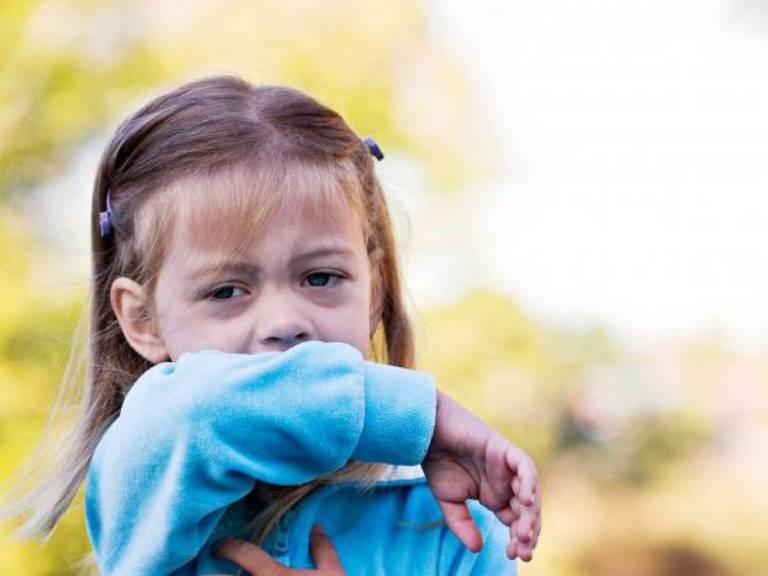 От сухого кашля ребенку эффективные средства