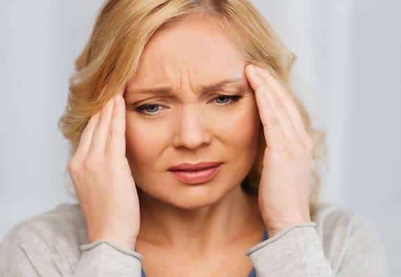Боли в голове при климаксе