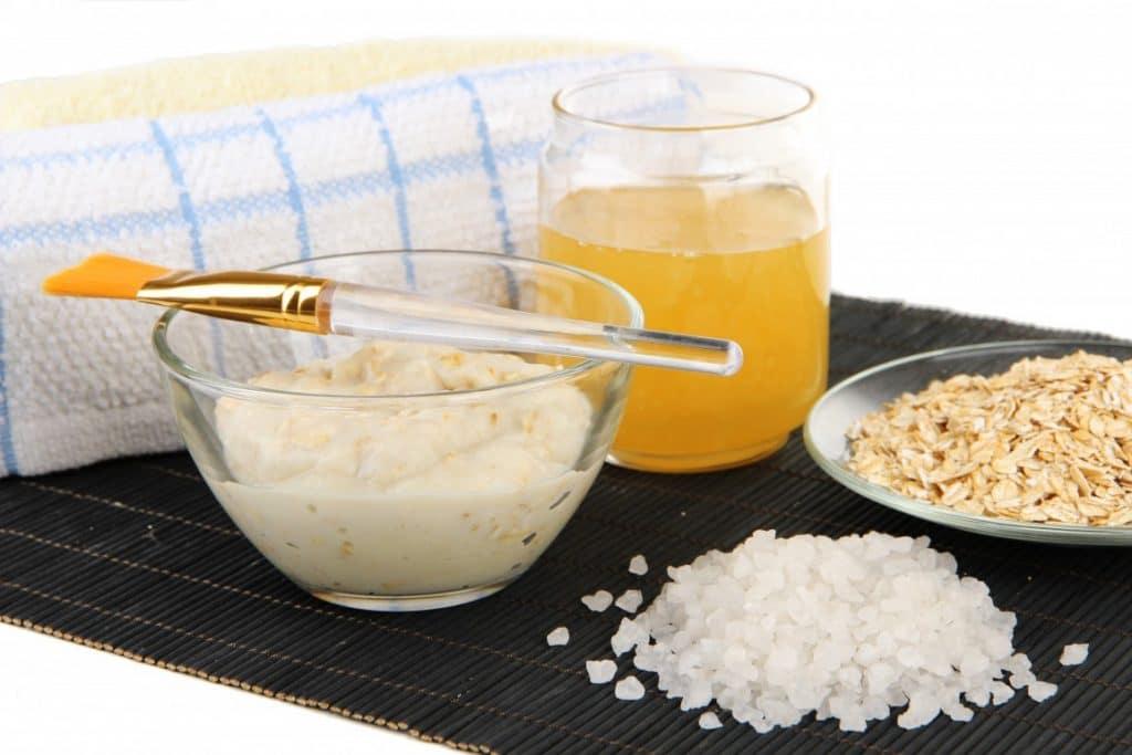 Рецепты приготовления скрабов из овсянки для тел в домашних условиях