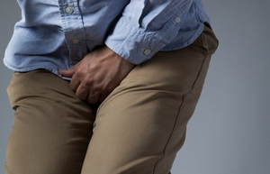 жжение в уретре у мужчин без выделений