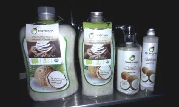 Сфера применения кокосового масла