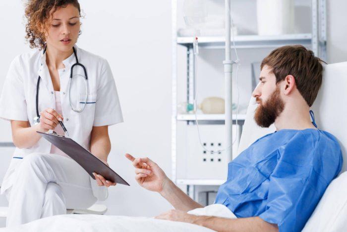 Диагностика буллезный дерматит
