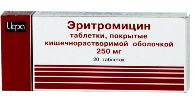 Антибиотики при кашле у взрослых в таблетках названия препаратов