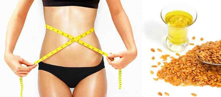 Льняное масло, польза и вред как принимать для похудения