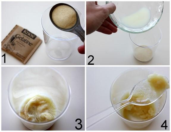 Как сделать желатиновую маску для лица