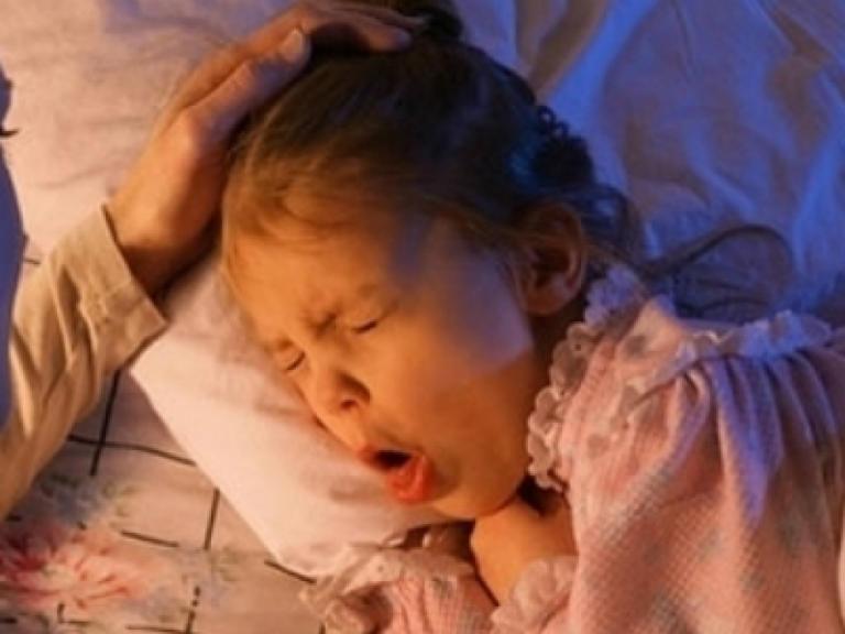 Кашель без температуры у ребёнка