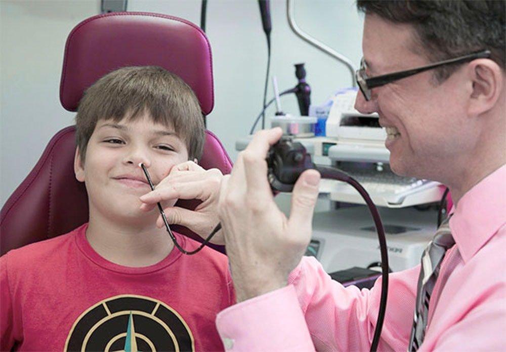 заразен ли гайморит для ребенка