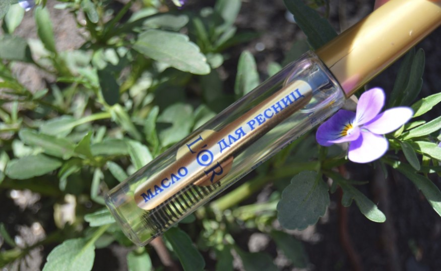 Тонирующее масло L'Or для бровей и ресниц