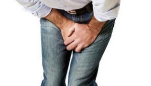 режущие боли в промежности у мужчин