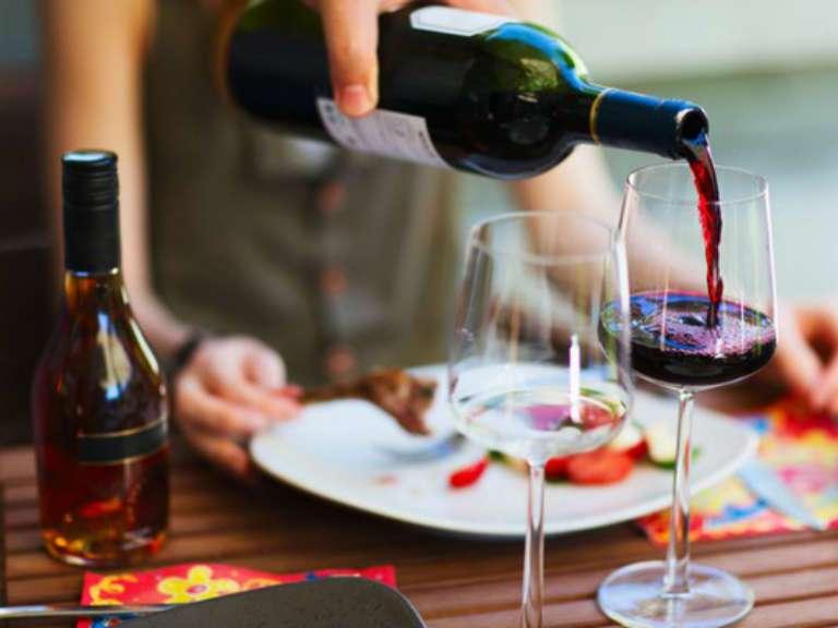 Какое спиртное можно пить при язве желудка