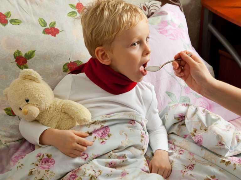 От кашля сухого эффективное средство для детей