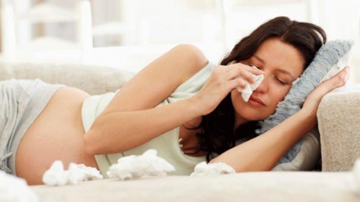гайморит и беременность
