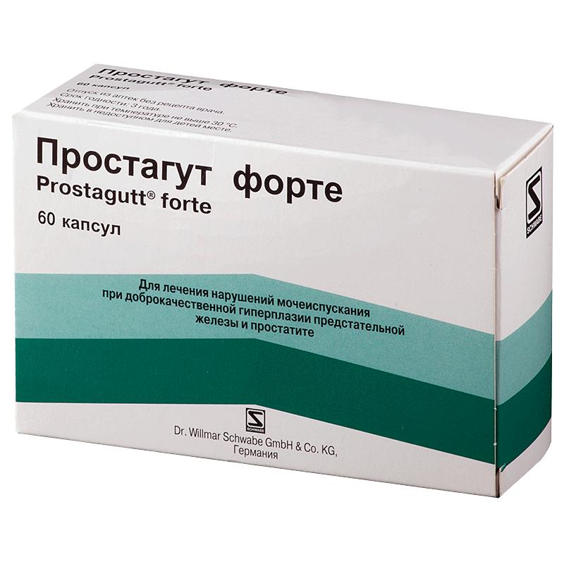Обзор препаратов для лечения аденомы простаты