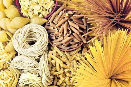 Спагетти из твердых сортов пшеницы